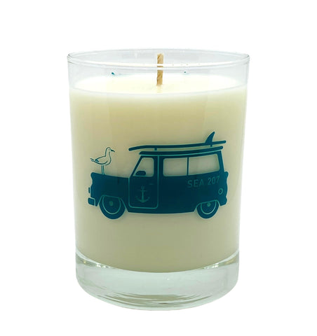 *NEW* 10th Anniversary Woodie TRAVELERS candle