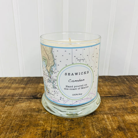 SPECIAL EDITION CAMDEN CHART CANDLE