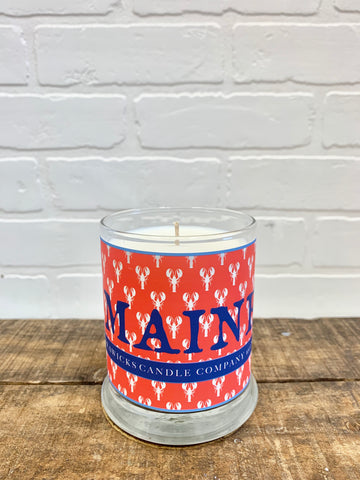 LOBSTER MAINE CANDLE