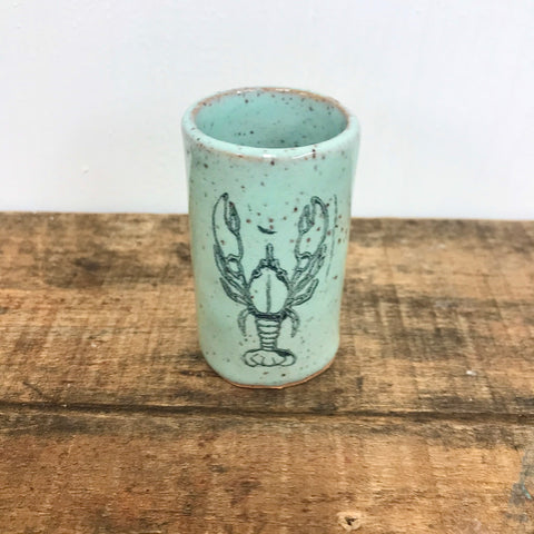 Lobster Tiny Tumblers