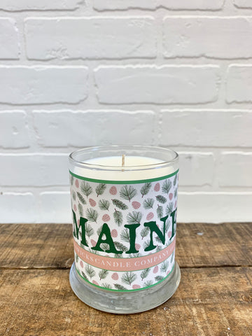 *NEW* MAINE White Birch Candle