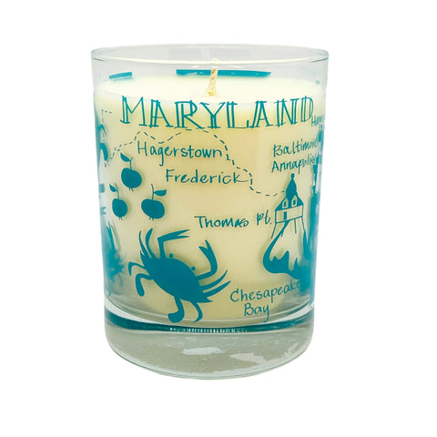 *NEW* Maryland TRAVELERS candle