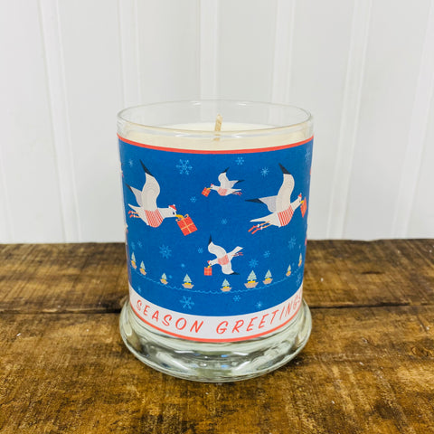 *NEW* Limited Batch Seasons Greetings Holiday Candle