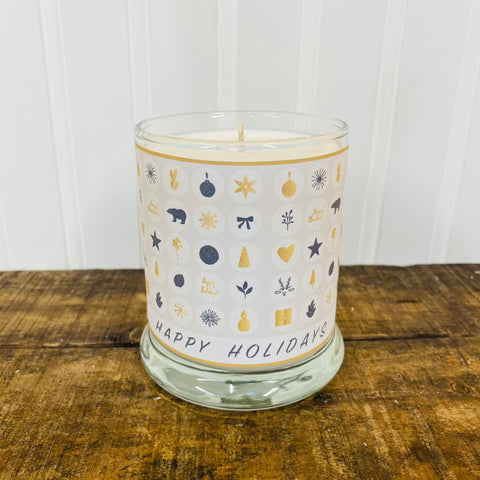 *NEW* Limited Batch Happy Holidays Candle
