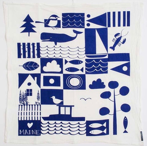 Tröskö Design Maine Towel