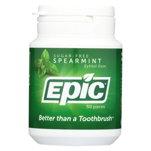 Epic Dental - Xylitol Gum - Spearmint - 50 Count-buy Epic Dental - Xylitol Gum - Spearmint - 50 Count-Epic Dental - Xylitol Gum - Spearmint - 50 Count near me-Epic Dental - Xylitol Gum - Spearmint - 50 Count walmart-best place to buy Epic Dental - Xylitol Gum - Spearmint - 50 Count-grocery delivery-subscription boxes-grocery delivery near me-grocery delivery service-vegan grocery store online