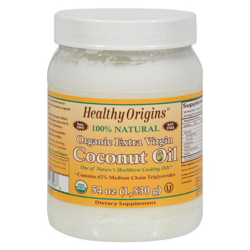 Healthy Origins Coconut Oil - Organic Extra Virgin - 54 Oz-buy Healthy Origins Coconut Oil - Organic Extra Virgin - 54 Oz-Healthy Origins Coconut Oil - Organic Extra Virgin - 54 Oz near me-Healthy Origins Coconut Oil - Organic Extra Virgin - 54 Oz walmart-best place to buy Healthy Origins Coconut Oil - Organic Extra Virgin - 54 Oz-grocery delivery-subscription boxes-grocery delivery near me-organic grocery delivery-organic grocery online