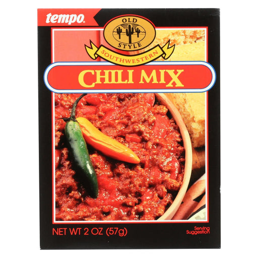 Tempo Chili Mix - Southwestern - 2 Oz - Case Of 12-buy Tempo Chili Mix - Southwestern - 2 Oz - Case Of 12-Tempo Chili Mix - Southwestern - 2 Oz - Case Of 12 near me-Tempo Chili Mix - Southwestern - 2 Oz - Case Of 12 walmart-best place to buy Tempo Chili Mix - Southwestern - 2 Oz - Case Of 12-grocery delivery-subscription boxes-grocery delivery near me-grocery delivery service-best subscription boxes