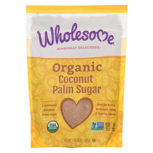 Wholesome Sweeteners Sugar - Organic - Coconut Palm - 16 Oz - Case Of 6-buy Wholesome Sweeteners Sugar - Organic - Coconut Palm - 16 Oz - Case Of 6-Wholesome Sweeteners Sugar - Organic - Coconut Palm - 16 Oz - Case Of 6 near me-Wholesome Sweeteners Sugar - Organic - Coconut Palm - 16 Oz - Case Of 6 walmart-best place to buy Wholesome Sweeteners Sugar - Organic - Coconut Palm - 16 Oz - Case Of 6-grocery delivery-subscription boxes-grocery delivery near me-grocery delivery service-vegan grocery store online