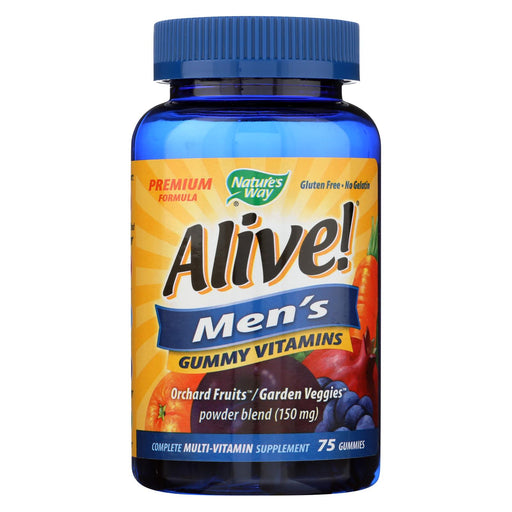Nature's Way - Alive! Men's Multi-vitamin Gummies - 75 Gummies-buy Nature's Way - Alive! Men's Multi-vitamin Gummies - 75 Gummies-Nature's Way - Alive! Men's Multi-vitamin Gummies - 75 Gummies near me-Nature's Way - Alive! Men's Multi-vitamin Gummies - 75 Gummies walmart-best place to buy Nature's Way - Alive! Men's Multi-vitamin Gummies - 75 Gummies-grocery delivery-subscription boxes-grocery delivery near me-grocery delivery service-best subscription boxes
