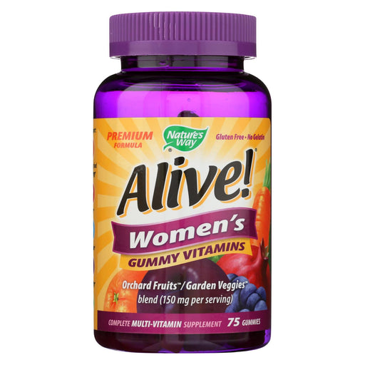 Nature's Way - Alive! Women's Multi-vitamin Gummies - 75 Gummies-buy Nature's Way - Alive! Women's Multi-vitamin Gummies - 75 Gummies-Nature's Way - Alive! Women's Multi-vitamin Gummies - 75 Gummies near me-Nature's Way - Alive! Women's Multi-vitamin Gummies - 75 Gummies walmart-best place to buy Nature's Way - Alive! Women's Multi-vitamin Gummies - 75 Gummies-grocery delivery-subscription boxes-grocery delivery near me-grocery delivery service-best subscription boxes