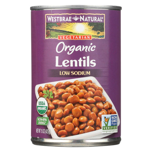 Westbrae Foods Organic Lentils Beans - Case Of 12 - 15 Oz.-buy Westbrae Foods Organic Lentils Beans - Case Of 12 - 15 Oz.-Westbrae Foods Organic Lentils Beans - Case Of 12 - 15 Oz. near me-Westbrae Foods Organic Lentils Beans - Case Of 12 - 15 Oz. walmart-best place to buy Westbrae Foods Organic Lentils Beans - Case Of 12 - 15 Oz.-grocery delivery-subscription boxes-grocery delivery near me-organic grocery delivery-organic grocery online