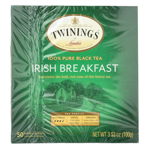 Twining's Tea Breakfast Tea - Irish, Black - Case Of 6 - 50 Bags-buy Twining's Tea Breakfast Tea - Irish, Black - Case Of 6 - 50 Bags-Twining's Tea Breakfast Tea - Irish, Black - Case Of 6 - 50 Bags near me-Twining's Tea Breakfast Tea - Irish, Black - Case Of 6 - 50 Bags walmart-best place to buy Twining's Tea Breakfast Tea - Irish, Black - Case Of 6 - 50 Bags-grocery delivery-subscription boxes-grocery delivery near me-grocery delivery service-best subscription boxes