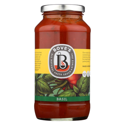 Bove's Of Vermont - Pasta Sauce - Basil - Case Of 6 - 24 Fl Oz.-buy Bove's Of Vermont - Pasta Sauce - Basil - Case Of 6 - 24 Fl Oz.-Bove's Of Vermont - Pasta Sauce - Basil - Case Of 6 - 24 Fl Oz. near me-Bove's Of Vermont - Pasta Sauce - Basil - Case Of 6 - 24 Fl Oz. walmart-best place to buy Bove's Of Vermont - Pasta Sauce - Basil - Case Of 6 - 24 Fl Oz.-grocery delivery-subscription boxes-grocery delivery near me-grocery delivery service-best subscription boxes