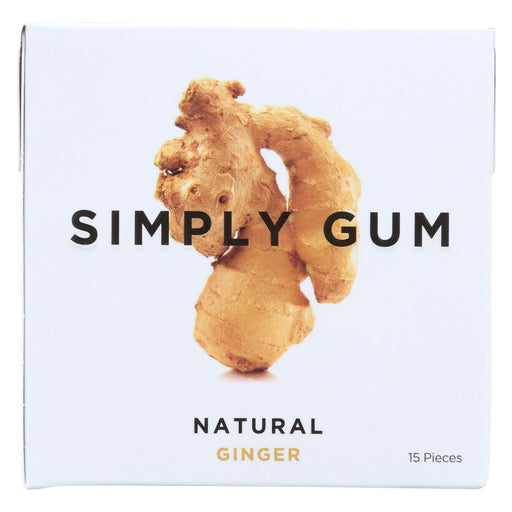 Simply Gum All Natural Gum - Ginger - Case Of 12 - 15 Count-buy Simply Gum All Natural Gum - Ginger - Case Of 12 - 15 Count-Simply Gum All Natural Gum - Ginger - Case Of 12 - 15 Count near me-Simply Gum All Natural Gum - Ginger - Case Of 12 - 15 Count walmart-best place to buy Simply Gum All Natural Gum - Ginger - Case Of 12 - 15 Count-grocery delivery-subscription boxes-grocery delivery near me-grocery delivery service-best subscription boxes