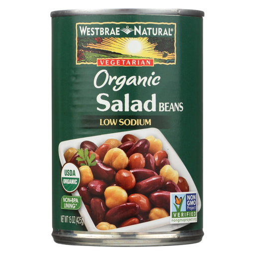 Westbrae Foods Organic Salad Beans - Case Of 12 - 15 Oz.-buy Westbrae Foods Organic Salad Beans - Case Of 12 - 15 Oz.-Westbrae Foods Organic Salad Beans - Case Of 12 - 15 Oz. near me-Westbrae Foods Organic Salad Beans - Case Of 12 - 15 Oz. walmart-best place to buy Westbrae Foods Organic Salad Beans - Case Of 12 - 15 Oz.-grocery delivery-subscription boxes-grocery delivery near me-organic grocery delivery-organic grocery online