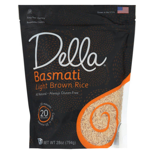 Della - Basmati Light Brown Rice - Case Of 6 - 28 Oz.-buy Della - Basmati Light Brown Rice - Case Of 6 - 28 Oz.-Della - Basmati Light Brown Rice - Case Of 6 - 28 Oz. near me-Della - Basmati Light Brown Rice - Case Of 6 - 28 Oz. walmart-best place to buy Della - Basmati Light Brown Rice - Case Of 6 - 28 Oz.-grocery delivery-subscription boxes-grocery delivery near me-grocery delivery service-best subscription boxes