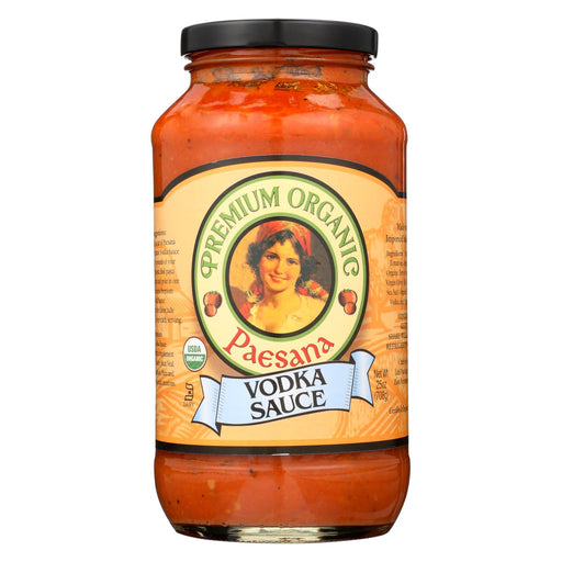 Paesana Organic Vodka Sauce - Tomato - Case Of 6 - 25 Oz.-buy Paesana Organic Vodka Sauce - Tomato - Case Of 6 - 25 Oz.-Paesana Organic Vodka Sauce - Tomato - Case Of 6 - 25 Oz. near me-Paesana Organic Vodka Sauce - Tomato - Case Of 6 - 25 Oz. walmart-best place to buy Paesana Organic Vodka Sauce - Tomato - Case Of 6 - 25 Oz.-grocery delivery-subscription boxes-grocery delivery near me-organic grocery delivery-organic grocery online
