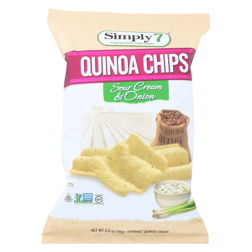 Simply 7 Quinoa Chips - Sour Cream And Onion - Case Of 12 - 3.5 Oz.-buy Simply 7 Quinoa Chips - Sour Cream And Onion - Case Of 12 - 3.5 Oz.-Simply 7 Quinoa Chips - Sour Cream And Onion - Case Of 12 - 3.5 Oz. near me-Simply 7 Quinoa Chips - Sour Cream And Onion - Case Of 12 - 3.5 Oz. walmart-best place to buy Simply 7 Quinoa Chips - Sour Cream And Onion - Case Of 12 - 3.5 Oz.-grocery delivery-subscription boxes-grocery delivery near me-grocery delivery service-best subscription boxes