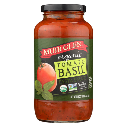 Muir Glen Tomato Basil Pasta Sauce - Tomato - Case Of 12 - 25.5 Fl Oz.-buy Muir Glen Tomato Basil Pasta Sauce - Tomato - Case Of 12 - 25.5 Fl Oz.-Muir Glen Tomato Basil Pasta Sauce - Tomato - Case Of 12 - 25.5 Fl Oz. near me-Muir Glen Tomato Basil Pasta Sauce - Tomato - Case Of 12 - 25.5 Fl Oz. walmart-best place to buy Muir Glen Tomato Basil Pasta Sauce - Tomato - Case Of 12 - 25.5 Fl Oz.-grocery delivery-subscription boxes-grocery delivery near me-organic grocery delivery-organic grocery online