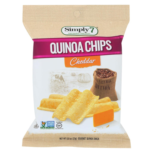Simply7 Quinoa Chips - Cheddar - Case Of 24 - 0.8 Oz.-buy Simply7 Quinoa Chips - Cheddar - Case Of 24 - 0.8 Oz.-Simply7 Quinoa Chips - Cheddar - Case Of 24 - 0.8 Oz. near me-Simply7 Quinoa Chips - Cheddar - Case Of 24 - 0.8 Oz. walmart-best place to buy Simply7 Quinoa Chips - Cheddar - Case Of 24 - 0.8 Oz.-grocery delivery-subscription boxes-grocery delivery near me-grocery delivery service-best subscription boxes