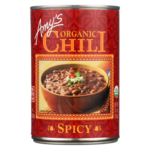Amy's - Organic Spicy Chili - Case Of 12 - 14.7 Oz-buy Amy's - Organic Spicy Chili - Case Of 12 - 14.7 Oz-Amy's - Organic Spicy Chili - Case Of 12 - 14.7 Oz near me-Amy's - Organic Spicy Chili - Case Of 12 - 14.7 Oz walmart-best place to buy Amy's - Organic Spicy Chili - Case Of 12 - 14.7 Oz-grocery delivery-subscription boxes-grocery delivery near me-grocery delivery service-vegan grocery store online