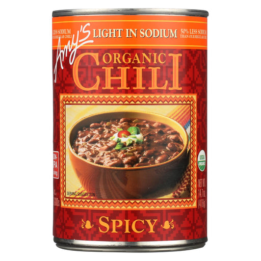 Amy's - Organic Low Sodium Spicy Chili - Case Of 12 - 14.7 Oz-buy Amy's - Organic Low Sodium Spicy Chili - Case Of 12 - 14.7 Oz-Amy's - Organic Low Sodium Spicy Chili - Case Of 12 - 14.7 Oz near me-Amy's - Organic Low Sodium Spicy Chili - Case Of 12 - 14.7 Oz walmart-best place to buy Amy's - Organic Low Sodium Spicy Chili - Case Of 12 - 14.7 Oz-grocery delivery-subscription boxes-grocery delivery near me-grocery delivery service-vegan grocery store online