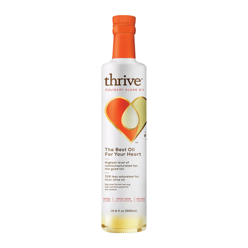 Thrive Algae Culinary Cook Oil Oil - Algae - Culinary - Thrive - Case Of 6 - 16.9 Fl Oz