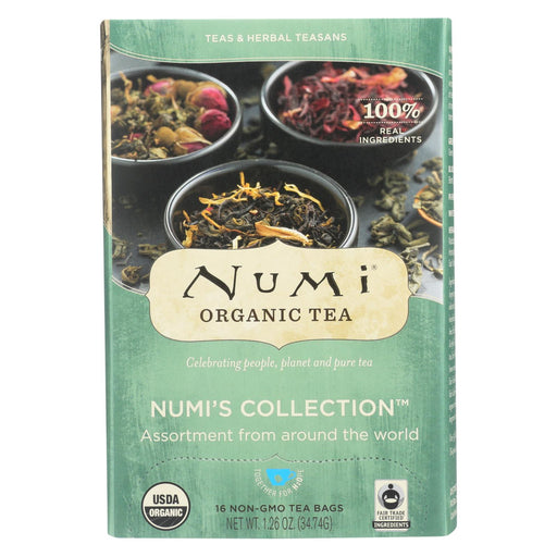 Numi Tea Tea - Assorted - Numi Collection - Case Of 6 - 16 Bag-buy Numi Tea Tea - Assorted - Numi Collection - Case Of 6 - 16 Bag-Numi Tea Tea - Assorted - Numi Collection - Case Of 6 - 16 Bag near me-Numi Tea Tea - Assorted - Numi Collection - Case Of 6 - 16 Bag walmart-best place to buy Numi Tea Tea - Assorted - Numi Collection - Case Of 6 - 16 Bag-grocery delivery-subscription boxes-grocery delivery near me-organic grocery delivery-organic grocery online