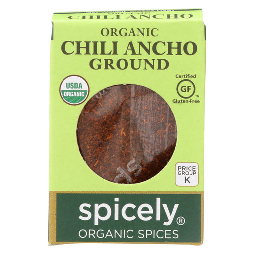 Spicely Organics - Organic Ancho Chili - Ground - Case Of 6 - 0.45 Oz.-buy Spicely Organics - Organic Ancho Chili - Ground - Case Of 6 - 0.45 Oz.-Spicely Organics - Organic Ancho Chili - Ground - Case Of 6 - 0.45 Oz. near me-Spicely Organics - Organic Ancho Chili - Ground - Case Of 6 - 0.45 Oz. walmart-best place to buy Spicely Organics - Organic Ancho Chili - Ground - Case Of 6 - 0.45 Oz.-grocery delivery-subscription boxes-grocery delivery near me-grocery delivery service-vegan grocery store online