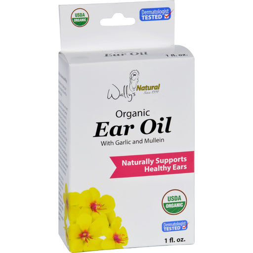 Wally's Natural Products Ear Oil - Organic - 1 Fl Oz-buy Wally's Natural Products Ear Oil - Organic - 1 Fl Oz-Wally's Natural Products Ear Oil - Organic - 1 Fl Oz near me-Wally's Natural Products Ear Oil - Organic - 1 Fl Oz walmart-best place to buy Wally's Natural Products Ear Oil - Organic - 1 Fl Oz-grocery delivery-subscription boxes-grocery delivery near me-organic grocery delivery-organic grocery online