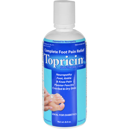 Topricin Foot Therapy Cream - 8 Oz-buy Topricin Foot Therapy Cream - 8 Oz-Topricin Foot Therapy Cream - 8 Oz near me-Topricin Foot Therapy Cream - 8 Oz walmart-best place to buy Topricin Foot Therapy Cream - 8 Oz-grocery delivery-subscription boxes-grocery delivery near me-grocery delivery service-best subscription boxes