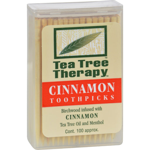 Tea Tree Therapy Toothpicks Cinnamon - 100 Toothpicks - Case Of 12-buy Tea Tree Therapy Toothpicks Cinnamon - 100 Toothpicks - Case Of 12-Tea Tree Therapy Toothpicks Cinnamon - 100 Toothpicks - Case Of 12 near me-Tea Tree Therapy Toothpicks Cinnamon - 100 Toothpicks - Case Of 12 walmart-best place to buy Tea Tree Therapy Toothpicks Cinnamon - 100 Toothpicks - Case Of 12-grocery delivery-subscription boxes-grocery delivery near me-grocery delivery service-best subscription boxes