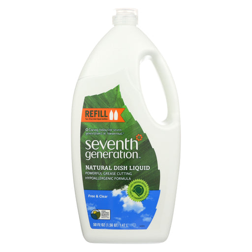 Seventh Generation Dish Liquid - Free And Clear - Case Of 6 - 50 Fl Oz.-buy Seventh Generation Dish Liquid - Free And Clear - Case Of 6 - 50 Fl Oz.-Seventh Generation Dish Liquid - Free And Clear - Case Of 6 - 50 Fl Oz. near me-Seventh Generation Dish Liquid - Free And Clear - Case Of 6 - 50 Fl Oz. walmart-best place to buy Seventh Generation Dish Liquid - Free And Clear - Case Of 6 - 50 Fl Oz.-grocery delivery-subscription boxes-grocery delivery near me-grocery delivery service-best subscription boxes