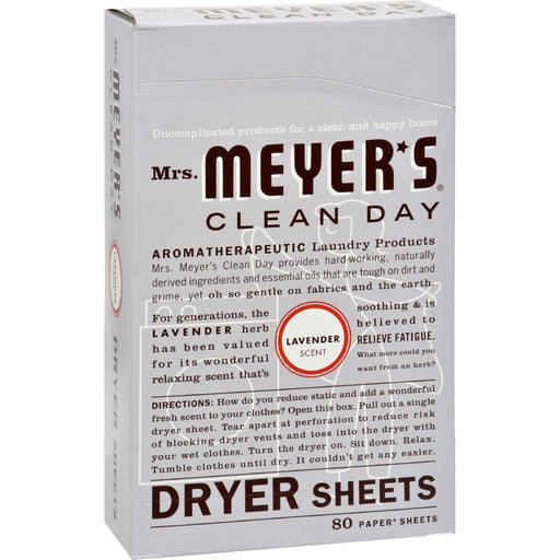 Mrs. Meyer's Dryer Sheets - Lavender - Case Of 12 - 80 Sheets-buy Mrs. Meyer's Dryer Sheets - Lavender - Case Of 12 - 80 Sheets-Mrs. Meyer's Dryer Sheets - Lavender - Case Of 12 - 80 Sheets near me-Mrs. Meyer's Dryer Sheets - Lavender - Case Of 12 - 80 Sheets walmart-best place to buy Mrs. Meyer's Dryer Sheets - Lavender - Case Of 12 - 80 Sheets-grocery delivery-subscription boxes-grocery delivery near me-grocery delivery service-best subscription boxes