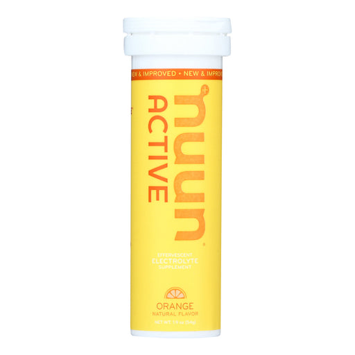 Nuun Hydration Drink Tab - Active - Orange - 10 Tablets - Case Of 8-buy Nuun Hydration Drink Tab - Active - Orange - 10 Tablets - Case Of 8-Nuun Hydration Drink Tab - Active - Orange - 10 Tablets - Case Of 8 near me-Nuun Hydration Drink Tab - Active - Orange - 10 Tablets - Case Of 8 walmart-best place to buy Nuun Hydration Drink Tab - Active - Orange - 10 Tablets - Case Of 8-grocery delivery-subscription boxes-grocery delivery near me-grocery delivery service-vegan grocery store online