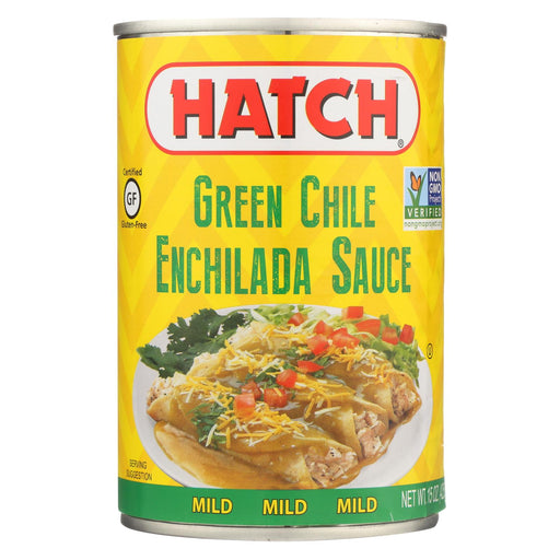 Hatch Chili Hatch Fire Roasted Tomato Enchilada Sauce - Enchilada Sauce - Case Of 12 - 15 Oz.