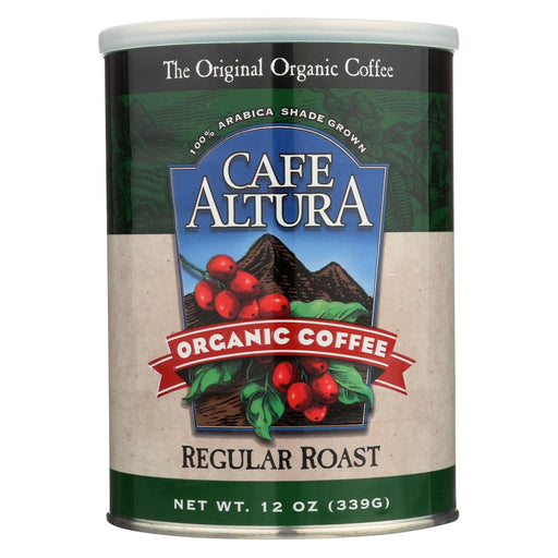 Cafe Altura - Organic Ground Coffee - Regular Roast - Case Of 6 - 12 Oz.-buy Cafe Altura - Organic Ground Coffee - Regular Roast - Case Of 6 - 12 Oz.-Cafe Altura - Organic Ground Coffee - Regular Roast - Case Of 6 - 12 Oz. near me-Cafe Altura - Organic Ground Coffee - Regular Roast - Case Of 6 - 12 Oz. walmart-best place to buy Cafe Altura - Organic Ground Coffee - Regular Roast - Case Of 6 - 12 Oz.-grocery delivery-subscription boxes-grocery delivery near me-organic grocery delivery-organic grocery online