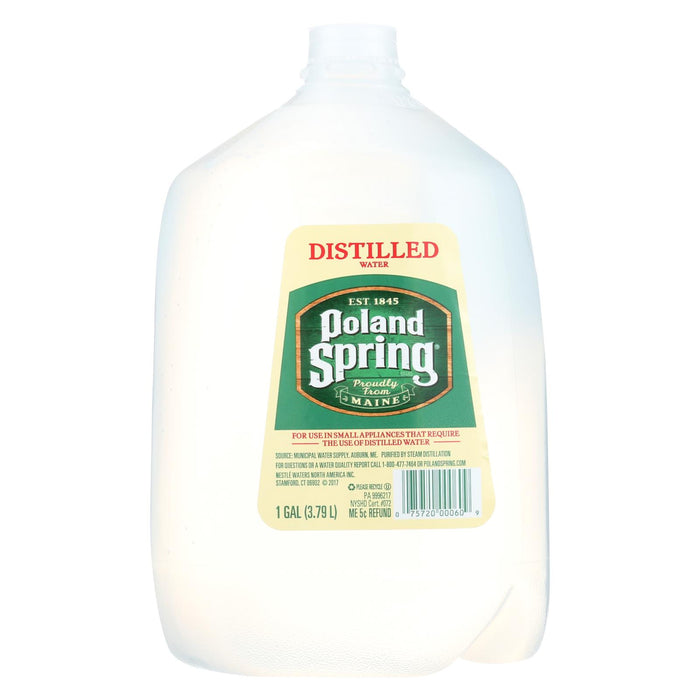 Poland Spring Water - Distilled - Case Of 6 - 1 Gal-buy Poland Spring Water - Distilled - Case Of 6 - 1 Gal-Poland Spring Water - Distilled - Case Of 6 - 1 Gal near me-Poland Spring Water - Distilled - Case Of 6 - 1 Gal walmart-best place to buy Poland Spring Water - Distilled - Case Of 6 - 1 Gal-grocery delivery-subscription boxes-grocery delivery near me-grocery delivery service-best subscription boxes