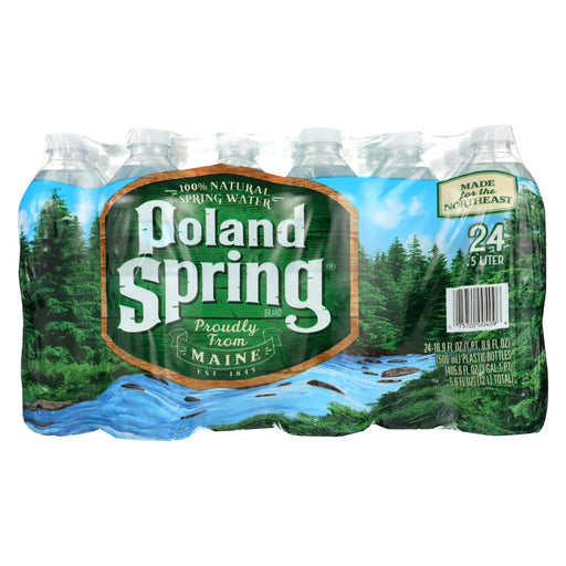 Poland Spring Water - Case Of 1 - 0.5 Liter-buy Poland Spring Water - Case Of 1 - 0.5 Liter-Poland Spring Water - Case Of 1 - 0.5 Liter near me-Poland Spring Water - Case Of 1 - 0.5 Liter walmart-best place to buy Poland Spring Water - Case Of 1 - 0.5 Liter-grocery delivery-subscription boxes-grocery delivery near me-grocery delivery service-best subscription boxes