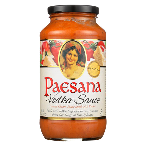 Paesana Pasta Sauce - Vodka - Case Of 6 - 25 Fl Oz.-buy Paesana Pasta Sauce - Vodka - Case Of 6 - 25 Fl Oz.-Paesana Pasta Sauce - Vodka - Case Of 6 - 25 Fl Oz. near me-Paesana Pasta Sauce - Vodka - Case Of 6 - 25 Fl Oz. walmart-best place to buy Paesana Pasta Sauce - Vodka - Case Of 6 - 25 Fl Oz.-grocery delivery-subscription boxes-grocery delivery near me-grocery delivery service-best subscription boxes