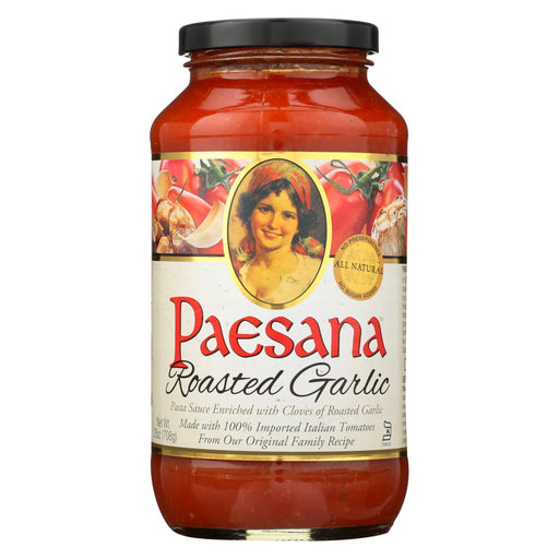 Paesana Roasted Garlic - Tomato - Case Of 6 - 25 Oz.-buy Paesana Roasted Garlic - Tomato - Case Of 6 - 25 Oz.-Paesana Roasted Garlic - Tomato - Case Of 6 - 25 Oz. near me-Paesana Roasted Garlic - Tomato - Case Of 6 - 25 Oz. walmart-best place to buy Paesana Roasted Garlic - Tomato - Case Of 6 - 25 Oz.-grocery delivery-subscription boxes-grocery delivery near me-grocery delivery service-vegan grocery store online