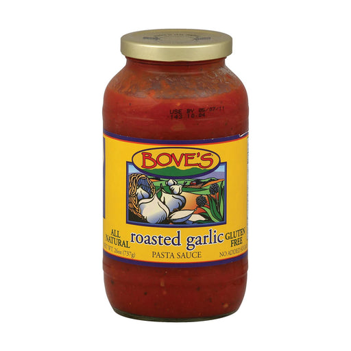 Bove's Of Vermont - Pasta Sauce - Roasted Garlic - Case Of 6 - 24 Fl Oz.-buy Bove's Of Vermont - Pasta Sauce - Roasted Garlic - Case Of 6 - 24 Fl Oz.-Bove's Of Vermont - Pasta Sauce - Roasted Garlic - Case Of 6 - 24 Fl Oz. near me-Bove's Of Vermont - Pasta Sauce - Roasted Garlic - Case Of 6 - 24 Fl Oz. walmart-best place to buy Bove's Of Vermont - Pasta Sauce - Roasted Garlic - Case Of 6 - 24 Fl Oz.-grocery delivery-subscription boxes-grocery delivery near me-grocery delivery service-best subscription boxes