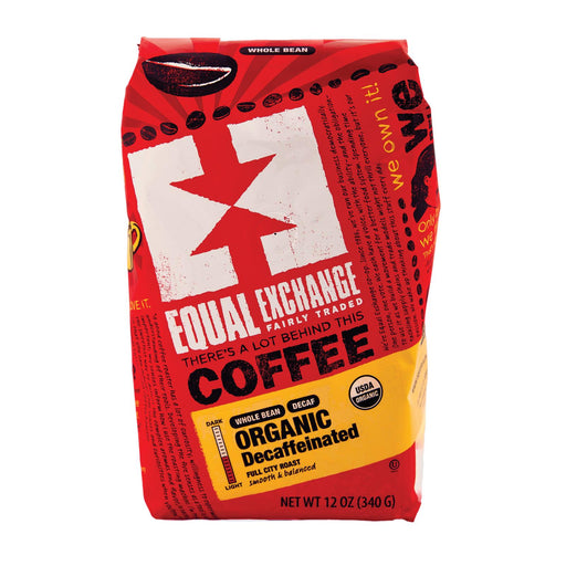 Equal Exchange Organic Whole Bean Coffee - Decaf - Case Of 6 - 12 Oz.-buy Equal Exchange Organic Whole Bean Coffee - Decaf - Case Of 6 - 12 Oz.-Equal Exchange Organic Whole Bean Coffee - Decaf - Case Of 6 - 12 Oz. near me-Equal Exchange Organic Whole Bean Coffee - Decaf - Case Of 6 - 12 Oz. walmart-best place to buy Equal Exchange Organic Whole Bean Coffee - Decaf - Case Of 6 - 12 Oz.-grocery delivery-subscription boxes-grocery delivery near me-organic grocery delivery-organic grocery online