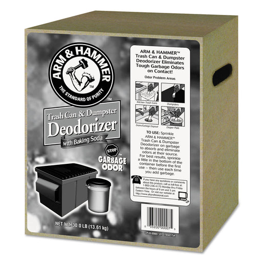 Trash Can & Dumpster Deodorizer, Unscented, Powder, 30 Lb-buy Trash Can & Dumpster Deodorizer, Unscented, Powder, 30 Lb-Trash Can & Dumpster Deodorizer, Unscented, Powder, 30 Lb near me-Trash Can & Dumpster Deodorizer, Unscented, Powder, 30 Lb walmart-best place to buy Trash Can & Dumpster Deodorizer, Unscented, Powder, 30 Lb-grocery delivery-subscription boxes-grocery delivery near me-grocery delivery service-best subscription boxes