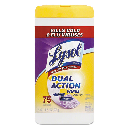 Dual Action Disinfecting Wipes, Citrus, 7 X 8, 75-canister, 6-carton-buy Dual Action Disinfecting Wipes, Citrus, 7 X 8, 75-canister, 6-carton-Dual Action Disinfecting Wipes, Citrus, 7 X 8, 75-canister, 6-carton near me-Dual Action Disinfecting Wipes, Citrus, 7 X 8, 75-canister, 6-carton walmart-best place to buy Dual Action Disinfecting Wipes, Citrus, 7 X 8, 75-canister, 6-carton-grocery delivery-subscription boxes-grocery delivery near me-grocery delivery service-best subscription boxes