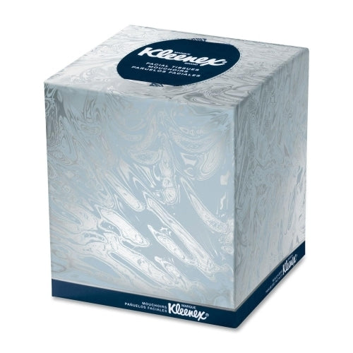 "Kimberly-clark Facial Tissue, Pop-up, 8-7-16""""x8-5-8"""", 95-bx, White Case Pack 10"