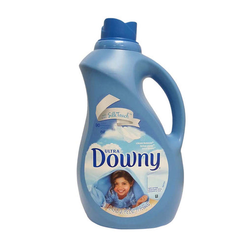 Downy Ultra Fabric Softener, Clean Breeze, 90 Loads, High Effeciency, 77 Fl Oz.""