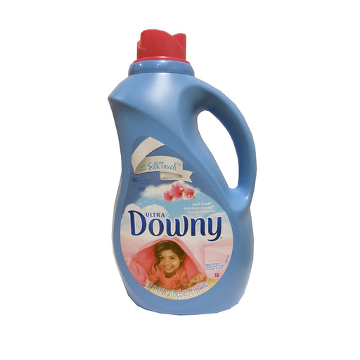 Downy Ultra Concentrated April Fresh Scent 90 Loads Fabric Softener, 77 Fl Oz