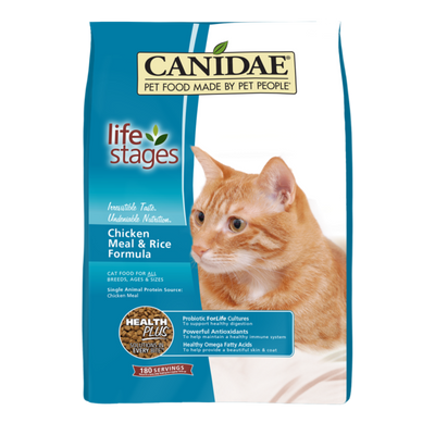 Canidae - Cat Food All Life Stages
